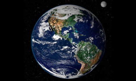 Earth has absorbed a large portion of our CO2 emissions.