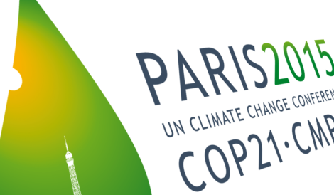 paris cop21 logo